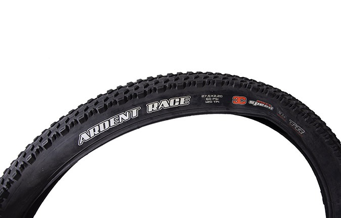 MAXXIS ARDENT RACE 27,5 X 2.20 60PSI 120TPI 3C EXO PROTECTION TUBELESS READY