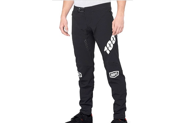 PANTALONI 100% R-CORE X BLACK