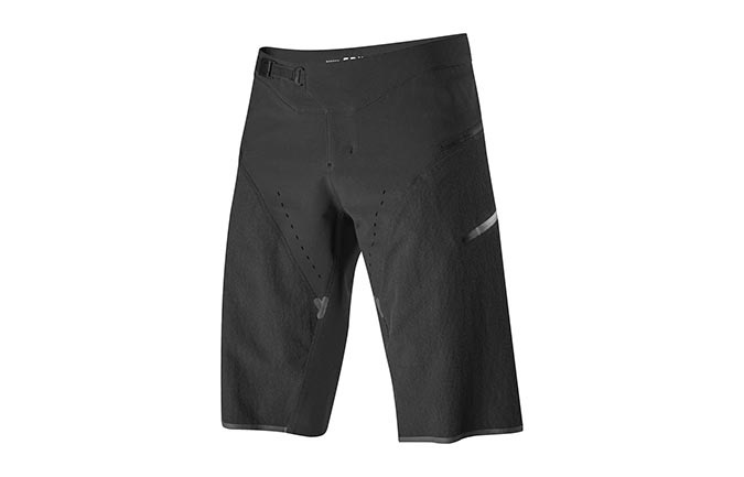 SHORT FOX DEFEND KEVLAR BLACK