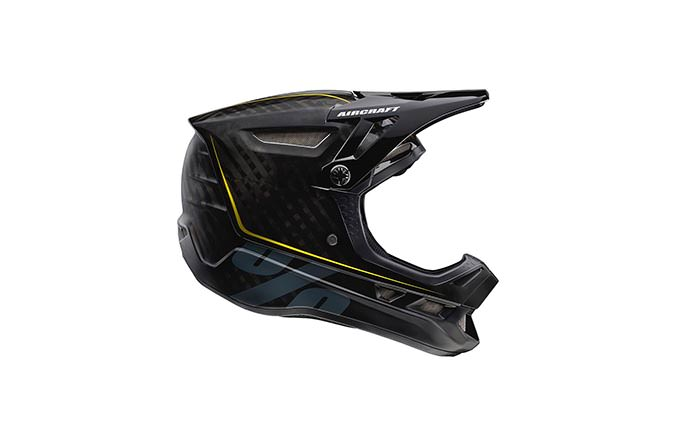 CASCO 100% AIRCRAFT RAW BLACK