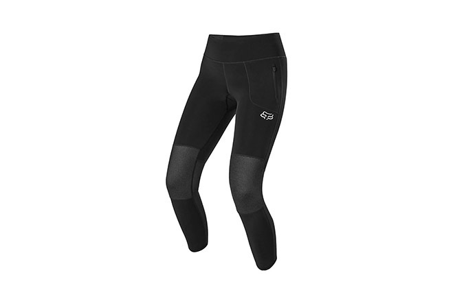 PANTALONI LUNGHI FOX DONNA RANGER TIGHT NERO