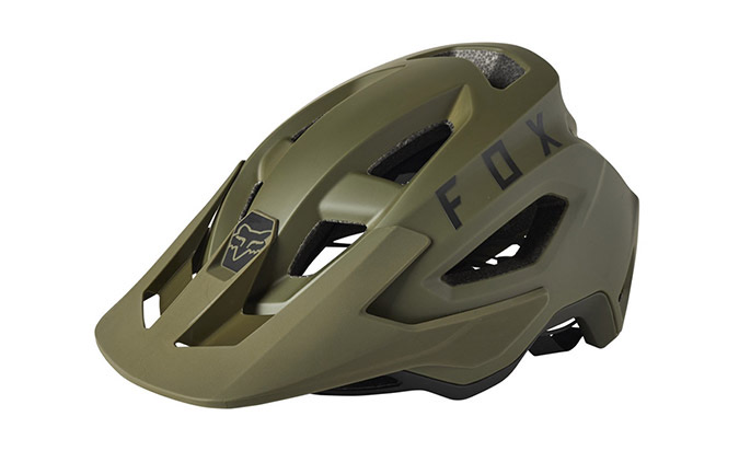 CASCO FOX SPEEDFRAME MIPS OLIVE GREEN