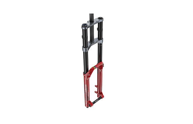 ROCKSHOX BOXXER WORLD CUP DEBONAIR 200MM 27.5 FORK RED 2019