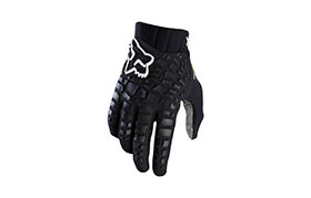 FOX SIDEWINDER GLOVES BLACK