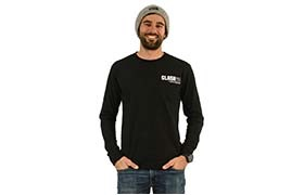 COMMENCAL LONG SLEEVE T-SHIRT CLASH 2020