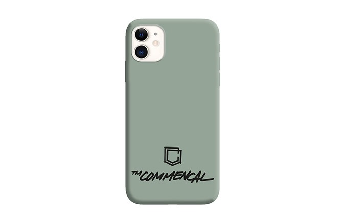 COVER COMMENCAL IPHONE 11 HERITAGE GREEN