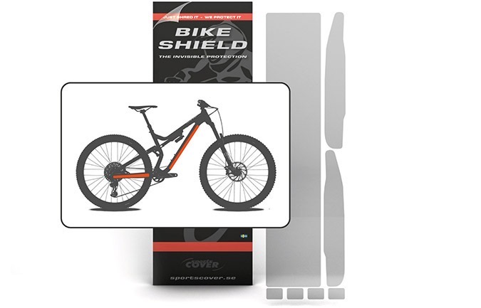 KIT BIKESHIELD STANDARD LUCIDO