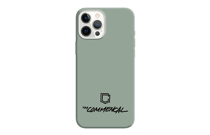 COVER COMMENCAL IPHONE 12 HERITAGE GREEN