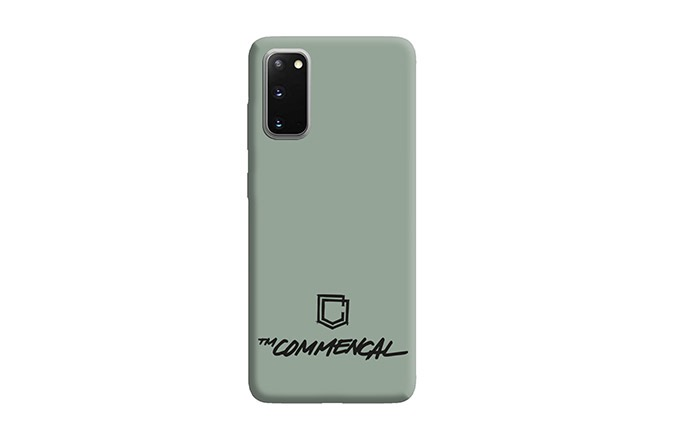 COVER COMMENCAL SAMSUNG GALAXY S20 HERITAGE GREEN