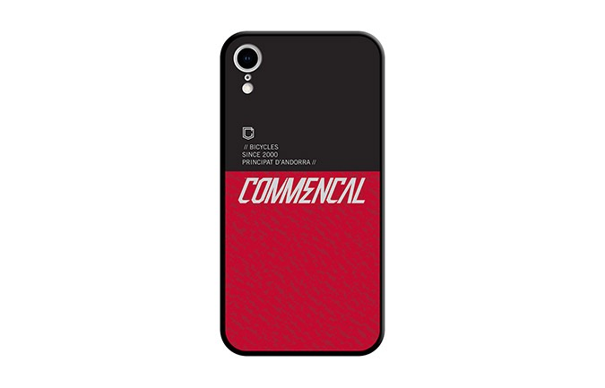 COVER COMMENCAL IPHONE XR RED 2019