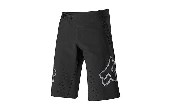 SHORT FOX DEFEND BLACK