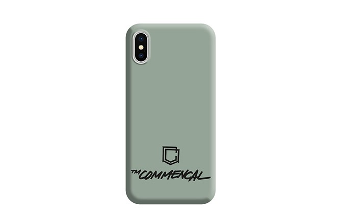 COVER COMMENCAL IPHONE X/XS HERITAGE GREEN