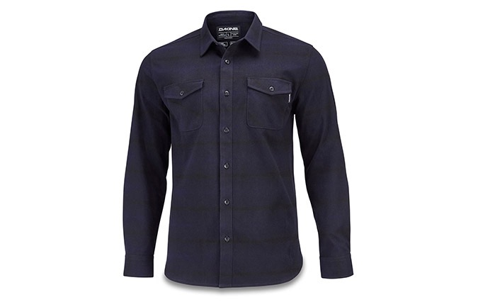 CAMICIA DAKINE UNDERWOOD FLANELLA NIGHT SKY