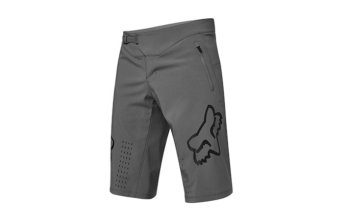 PANTALONI CORTI FOX DEFEND PEWTER