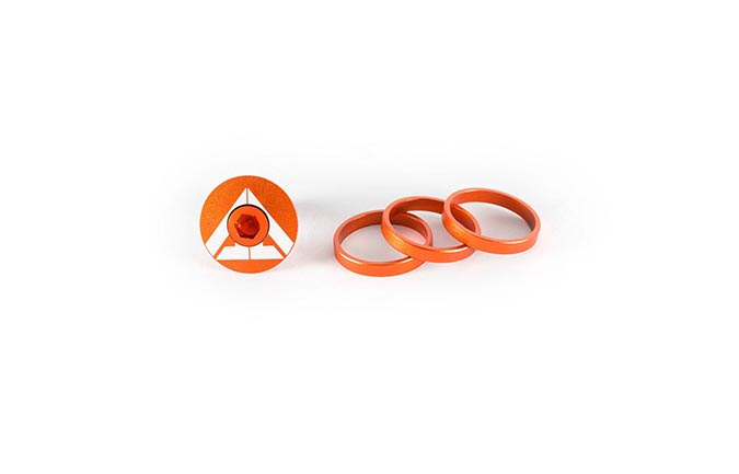 TOP CAP RIDE ALPHA ORANGE