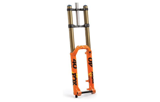 FOX 40 FLOAT FACTORY KASHIMA GRIP 2 27.5 2020 ORANGE
