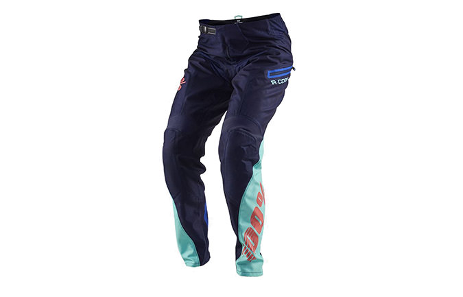100% KIDS R-CORE DH PANTS NAVY