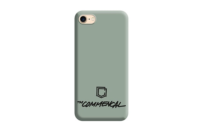 COVER COMMENCAL IPHONE 7/8/SE HERITAGE GREEN