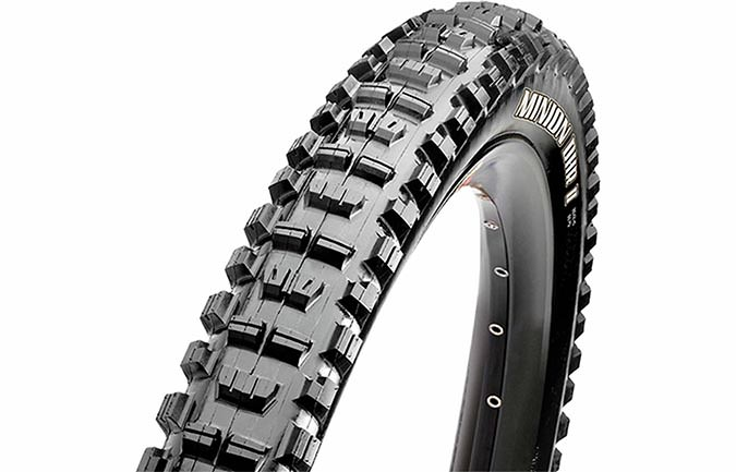 MAXXIS MINION DHR II 27,5X2,40 DH CASING SUPERTACKY