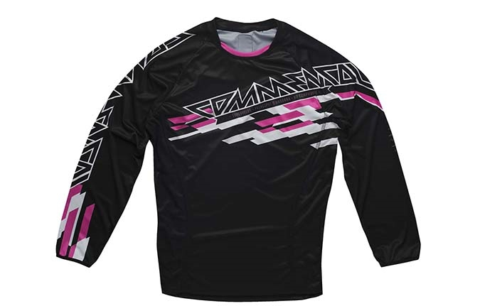 JERSEY LONG SLEEVE ENDURO PINK
