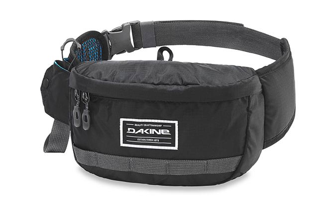 DAKINE HOT LAPS WAIST BAG 2L BLACK