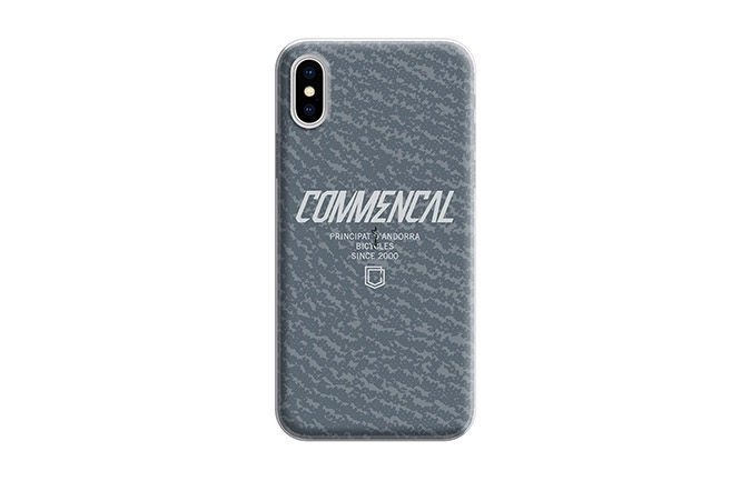 COVER COMMENCAL IPHONE X-XS GREY 2019