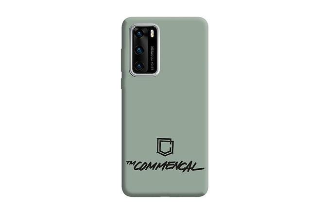 COVER COMMENCAL HUAWEI P40 HERITAGE GREEN