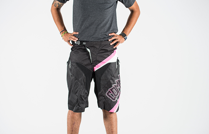SHORT DH PINK