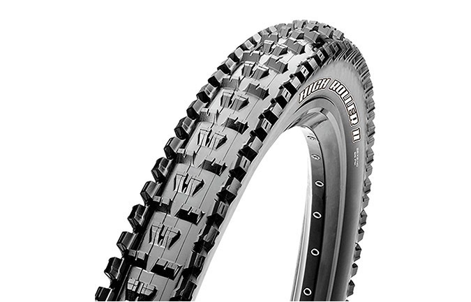 MAXXIS HIGH ROLLER 2 27.5 X 2.4 DH CASING 60A
