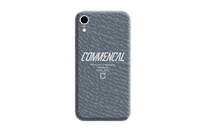 COVER COMMENCAL IPHONE XR GREY 2019