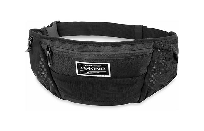 DAKINE HOT LAPS WAIST BAG STEALTH BLACK