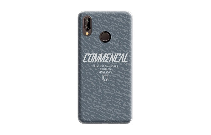 COVER COMMENCAL HUAWEI P20 LITE GREY 2019