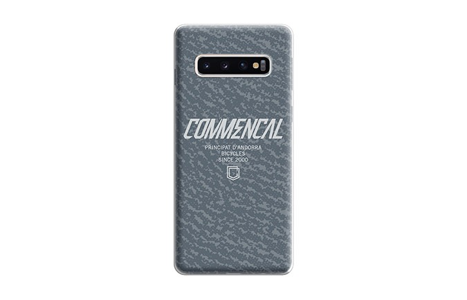 COVER COMMENCAL SAMSUNG GALAXY S10 GREY 2019