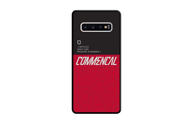 COVER COMMENCAL SAMSUNG GALAXY S10 RED 2019