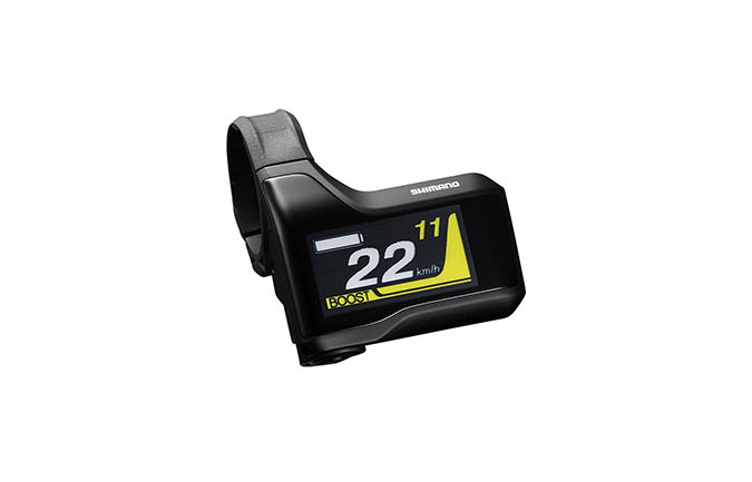 SHIMANO E8000 META DISPLAY