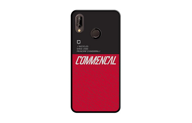 COVER COMMENCAL HUAWEI P20 P20 LITE RED 2019