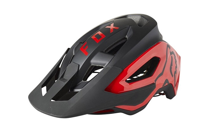 CASCO FOX SPEEDFRAME PRO BLACK/RED