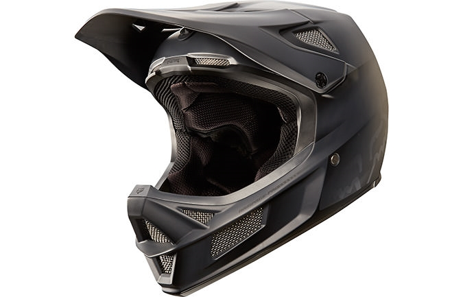 CASCO FOX HEAD RAMPAGE PRO CARBON BLACK
