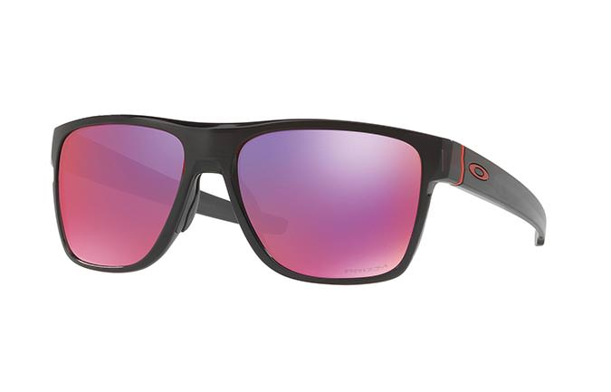OCCHIALI OAKLEY CROSSRANGE XL BLACK INK/PRIZM ROAD