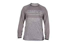 MAGLIA A MANICA LUNGHE COMMENCAL GREY 2019